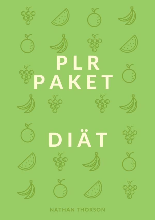 PLR Paket Diät