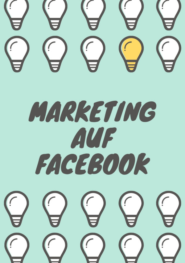 PLR ebook Marketing auf Facebook