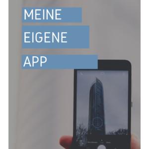 plr ebook meine eigene App.