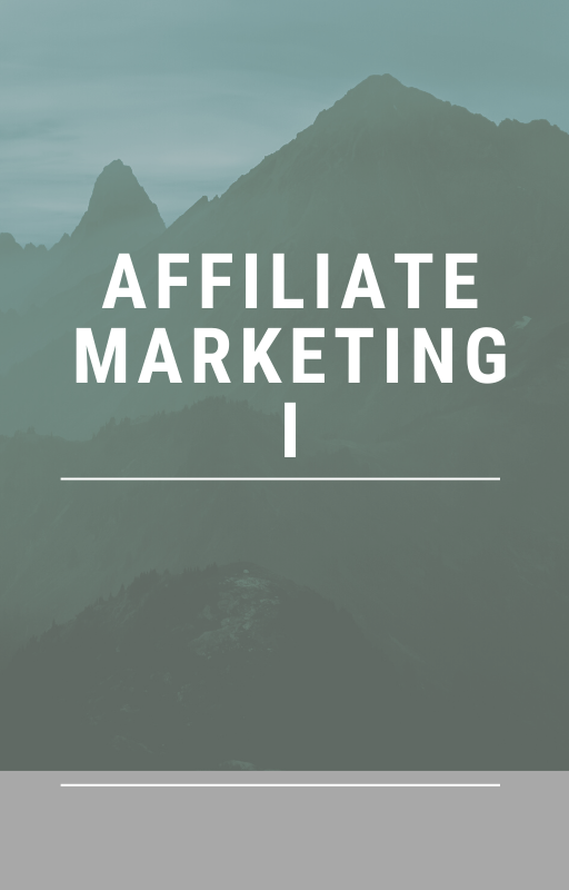Plr eBook - Affiliate MArketing.