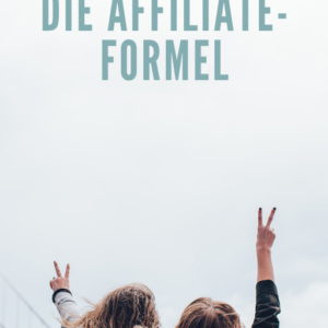 Die Affiliate-Formel - PLR eBook.