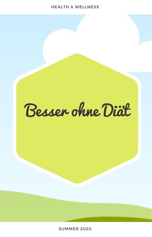 PLR eBook - Besser ohne Diät.